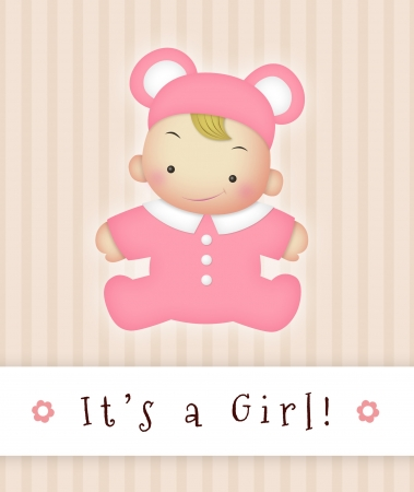 its: Its a Girl