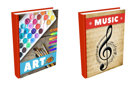 Books on Art and Music