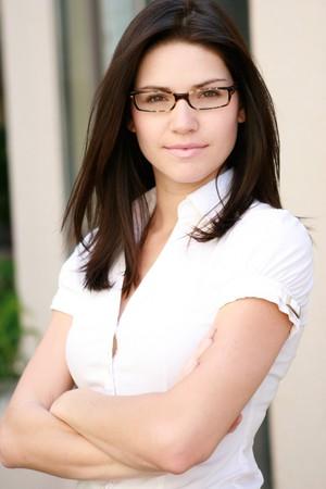 Business Woman - (IMG_2662) Stock Photo