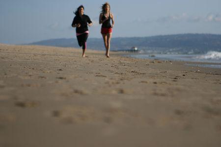 Women Running - (IMG_2404) Stock Photo - 4626845