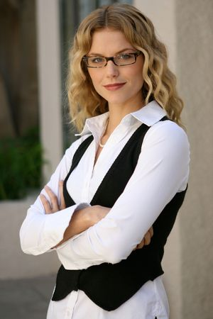 Business Woman - (IMG_2580) Stock Photo - 4626855