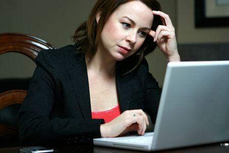Businesswoman Stock Photo - 4716093