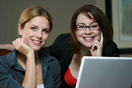 Businesswoman Team Stock Photo - 4716121