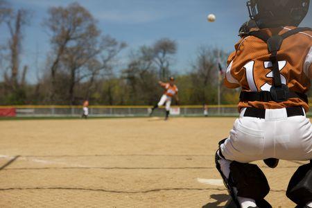 Little League Pitch photo