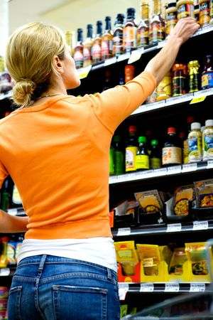 shoppers: Supermarket Shopper