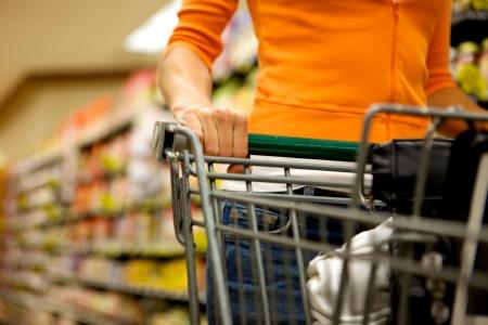 carro supermercado: Supermercado Shopper