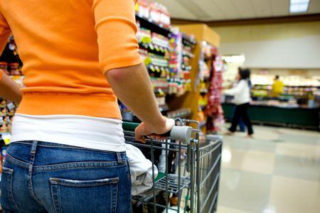 tiendas de comida: Supermercado Shopper