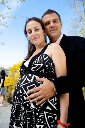 Pregnant Couple photo
