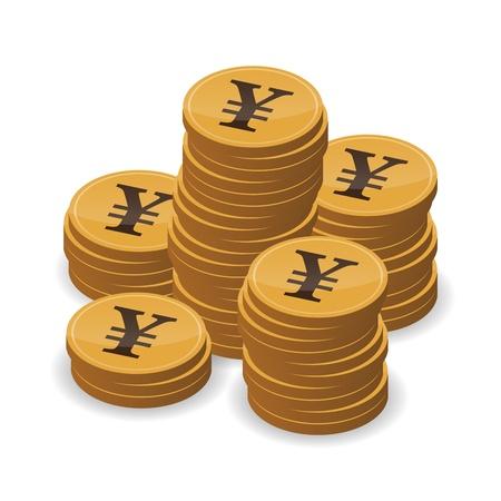 illustraion: Currency money concept illustraion
