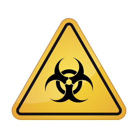 A vector illustration related to biological risk Stock Vector - 22179852