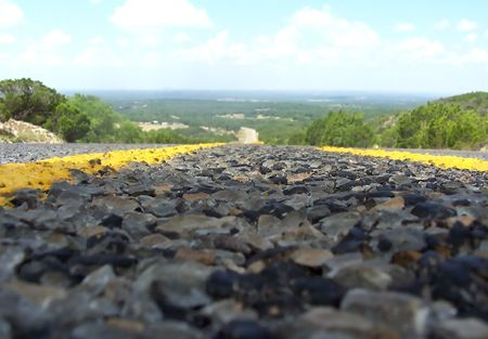 TX Hill Country HWY