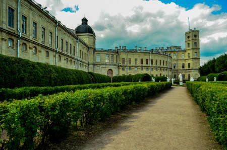 PalaceThe Palace Of Gatchina