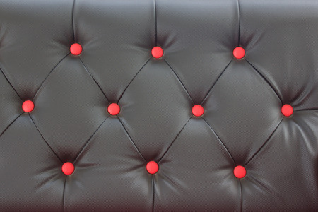 leathern: Close up leathers texture of Sofa background