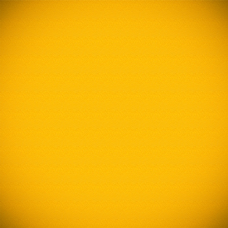solid background: abstract yellow wall, dark yellow vintage grunge background Stock Photo