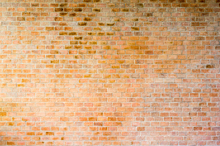 wall bricks: Background of old brick wall pattern texture.