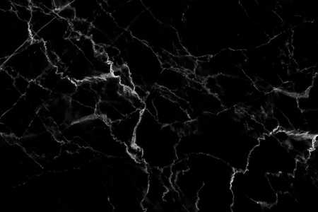 Textured of black marble background, Marble floor background.