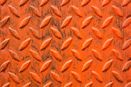 Metal floor plate texture and background seamless