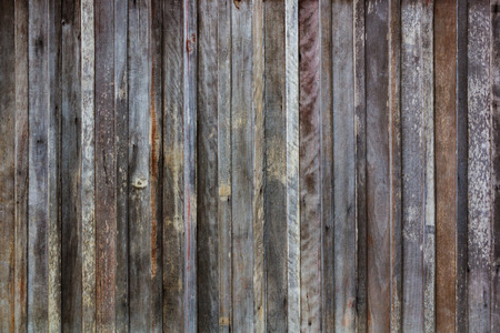 old wood floor: Old wood floor texture and background. Stock Photo