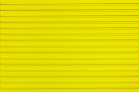 Yellow metal background and texture surface