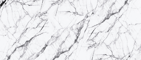 Luxury of white marble texture and background for decorative design pattern artwork. Stock Photo
