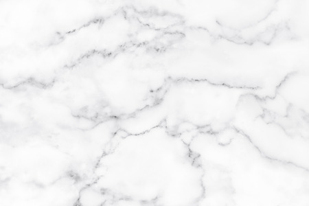 White marble texture with natural pattern for background Standard-Bild - 102728546