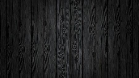Black wood texture and background for pattern design.