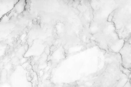 Textura de mármol blanco y fondo para las ilustraciones del patrón de diseño.