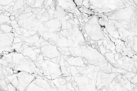 Natural white marble stone texture for background or luxurious tiles floor and wallpaper decorative design.