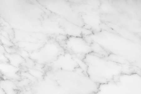 Natural white marble stone texture for background or luxurious tiles floor and wallpaper decorative design. Stock Photo
