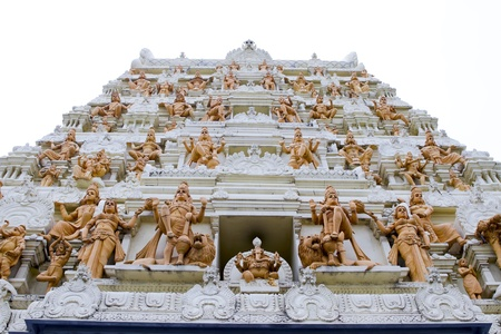 Sri Senpaga Vinayagar Hindu Temple by Ceylon Tamil in Singapore photo