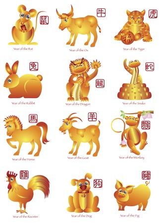 horóscopo: Ano Novo Chin Imagens