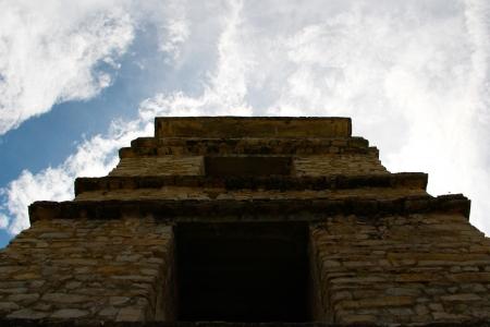 Palenque Mexico Mayas