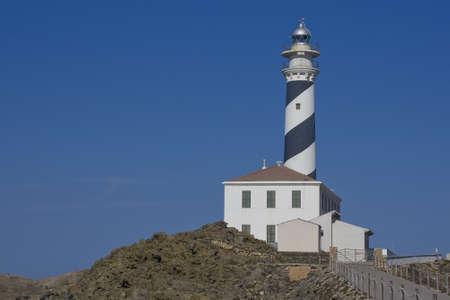 menorca: Menorca lighthouse