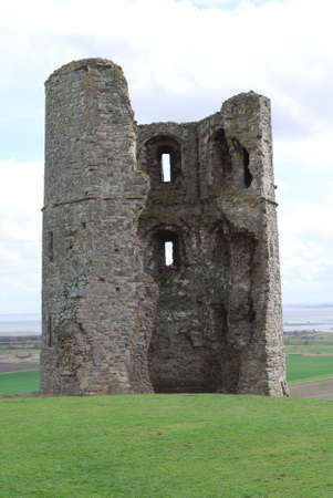 surviving: Surviving tower Hadleigh Castle, Essex