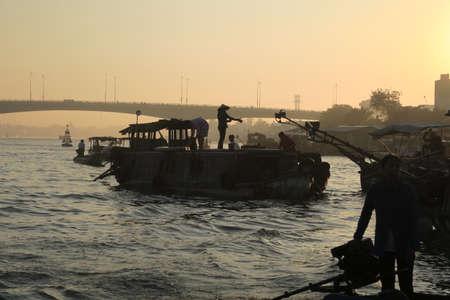 mekong: Mekong Silhouette