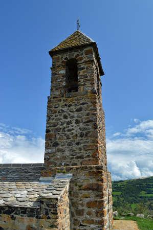 church steeple: Campanile chiesa  Archivio Fotografico