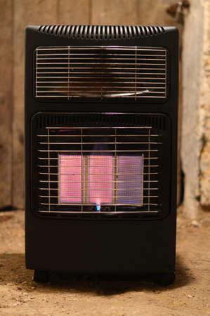 hotness: Gas heater
