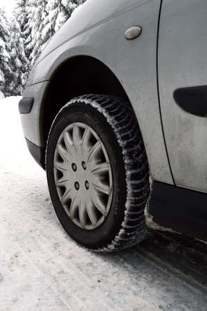 winter tires: four season tires during winter