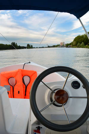 surety: Navigation with boat