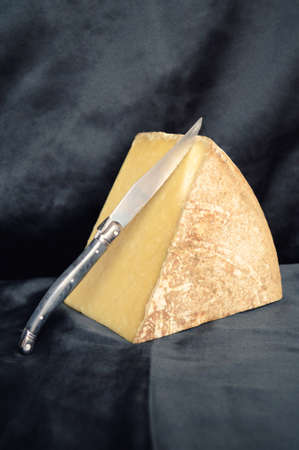 cantal: Cantal cheese, Region of Auvergne. French country.