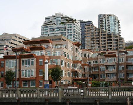 populous: Seattle Condominiums