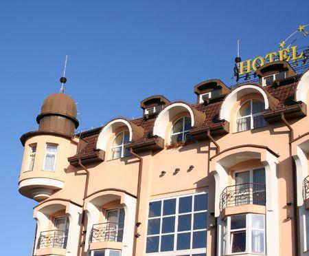 Roemeense Hotel