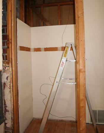sheetrock: Needs Remodeling