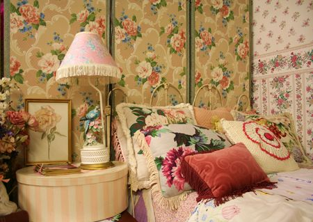 Vintage Bedroom photo