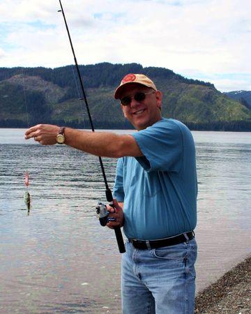 bullhead fish: Big Catch Stock Photo