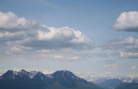 denali: Denali Mountains