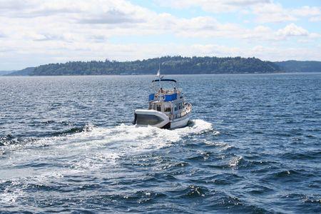 puget: Pleasure Boating in Puget Sound