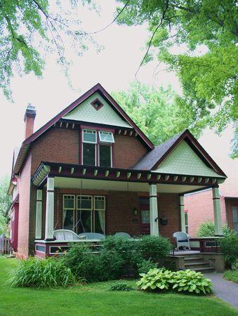 invitando: Invitar tradicional casa