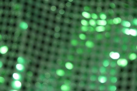 sequin: Green Sequin Blur Stock Photo