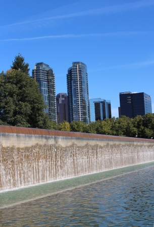 bellevue: Bellevue Washington Downtown Park